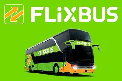 Flixbus Ticket vom 2.1.18 um 2:50 Frankfurt/Main - Marburg