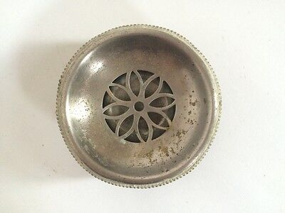 antique soap holder dish   sternau soap dish holder footed tray victorian