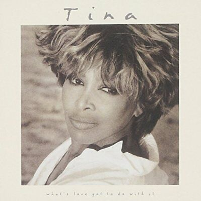 What's Love Got To Do With It by Tina Turner. CD (1993, Virgin Records)