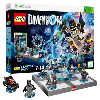 LEGO Dimensions Starter Pack - Xbox 360 - BRAND NEW