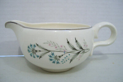 Vintage Rare Unsigned Coffee Creamer Or Gravy Boat Good Condition