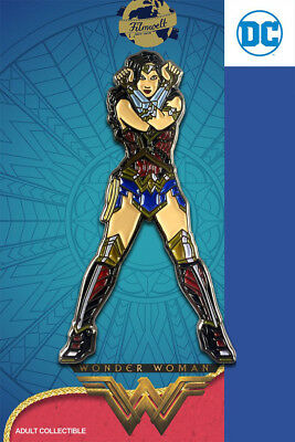 Wonder Woman Bracers - exklusiver Sammler Collectors Pin Metall - DC Comics  neu