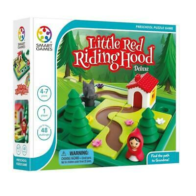 Smart Games Little Red Riding Hood Deluxe Game