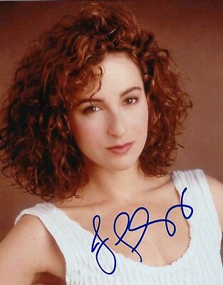 Jennifer Grey Authentic Signed 10X8 Photo Aftal#198