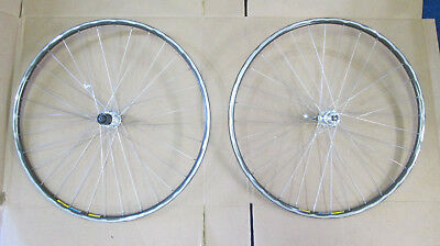 Wheel Set 700c Mavic Open 4 CD 32h Dura Ace Integrated SIS 8 Hub DT Stainless