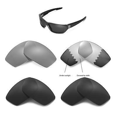 973284f398e04 Walleva Replacement Lenses for Spy Optic Dirty MO Sunglasses - Multiple  Options