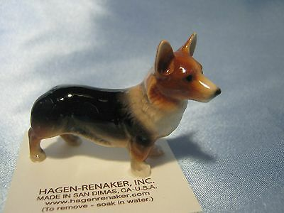 Hagen Renaker Dog Corgi Figurine Miniature 03305 FREE SHIPPING New