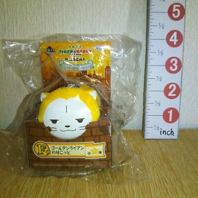 Tiger and Bunny The Rising X RASCAL the Raccoon Mini Plush Doll Nosekotto #1 &