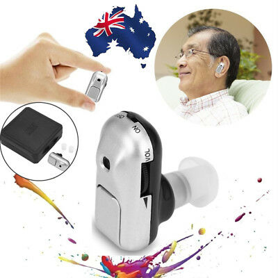 Digital Hearing Aids Device In Ear Hearing Aid Sound Amplifier for elderly AU