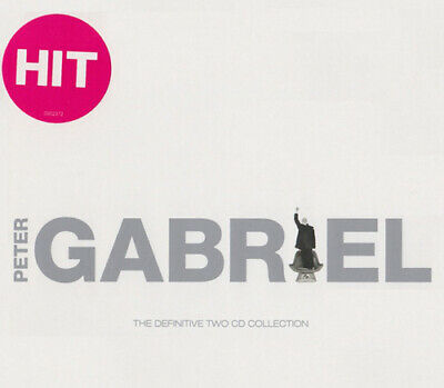 Peter Gabriel : Hit: The Definitive Two CD Collection CD (2003)