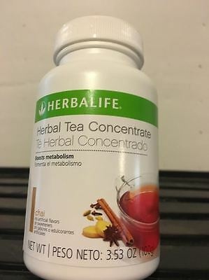 Herbalife Large 3.53oz Herbal Tea Concentrate - Chai
