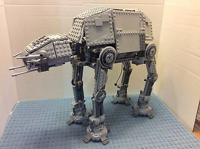 LEGO Star Wars 10178 Motorized Walking AT-AT Minifigs Instructions Box - RETIRED