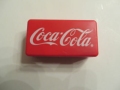 Vintage Coca Cola Clicker Coke Noise Maker Trainer Collectible Toy Toy Clicker *