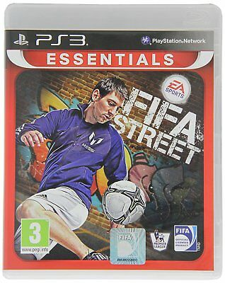 Fifa Street PS3 PlayStation 3 Brand New Factory Sealed Soccer Game