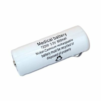 72200 3.5V Ni-Cad Rechargeable Replacement Battery For Welch Allyn Power Handles