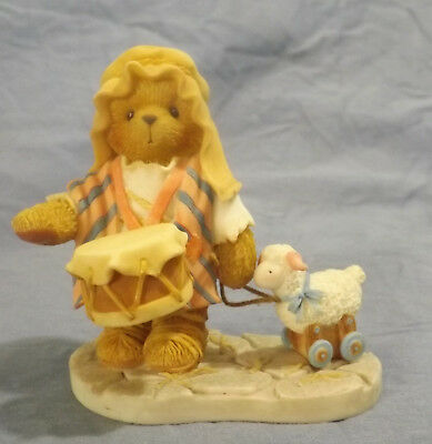 Cherished Teddies 2001 Ethan As Long As the Star Shines I Shall Follow It 864293