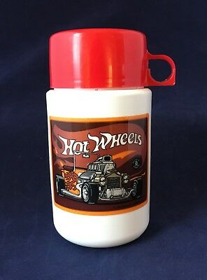 NEW - Vintage 1999 - Hot Wheels Redline T-Bucket Replacement Thermos - NEW