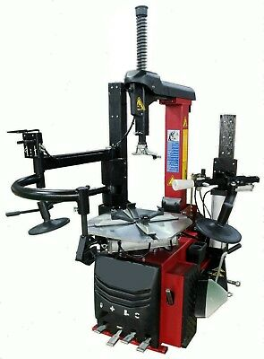 Multi Tyre Changer with Inflation System & Dual Assist 2500Kg Bead Breaker New