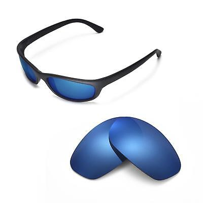 9043fbbc81 New Walleva Polarized Ice Blue Replacement Lenses For Ray-Ban RB4115  Sunglasses