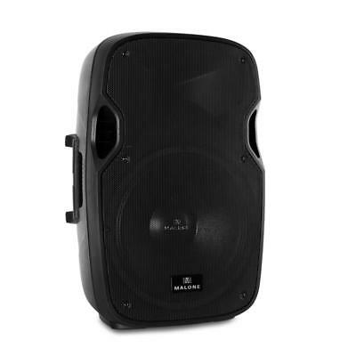 "Malone New Active Pa Live Disco Speaker 15"" (38Cm) 800W Max Powered Monitor"