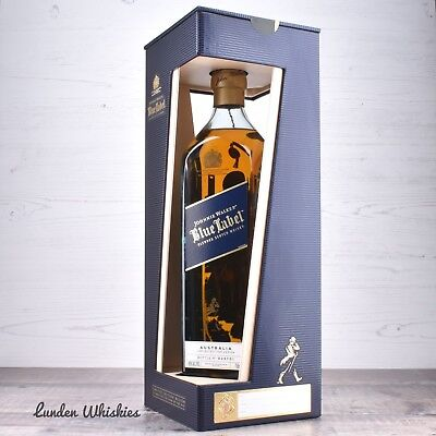 Johnnie Walker Blue Label Year of the Dog Limited Edition Blended Scotch Whisky