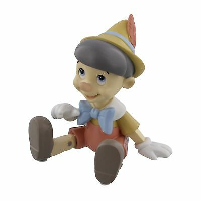 Disney Magical Moments Pinocchio Make A Wish Real Boy Puppet Decorative Figurine