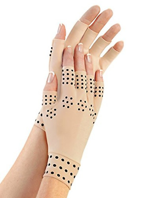 Magnetic Therapy Arthritic Compression Gloves, Relieve Pain Improve Circulation
