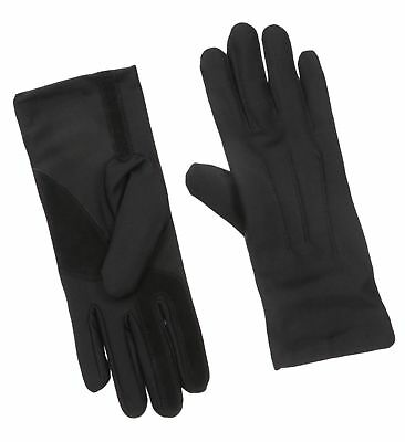 Isotoner Women's Stretch Classics Fleece Lined Gloves Black One Size