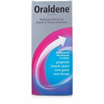Oraldene Antibacterial Mouthwash 200ml