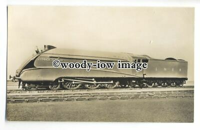 "ry1351 - L.N.E.R.""Dominion of Canada"" No.4489  Express Locomotive - postcard"