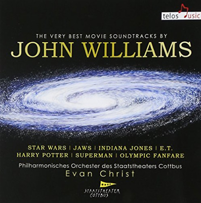Williams,john-Very Best Movie Soundtracks  Cd New