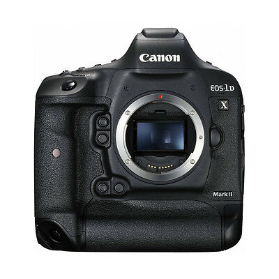 Canon EOS 1D X Mark II 20.2MP Digital SLR Camera - Black (Body Only) Brand New!!