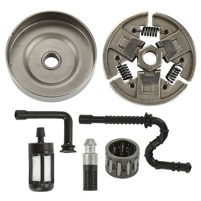 """3/8""""-7T Clutch Drum Sprocket Filter for Stihl MS290 MS390 029 039 MS310 Chainsaw"""