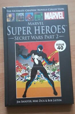 MARVEL Ultimate graphic novel collection vol 7 issue 40 Secret Wars part 2