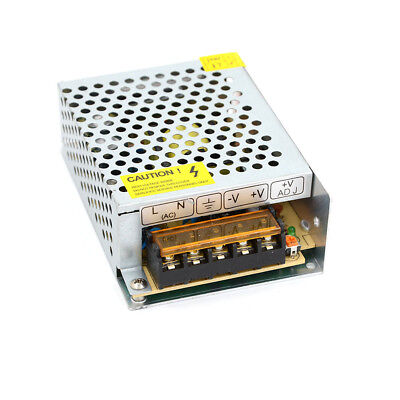 New 60W Switching Switch Power Supply Driver for LED Strip Light DC 12V 5A GY