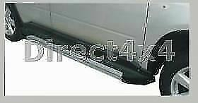 Aluminium Running Boards For Nissan X-Trail 2008-2014