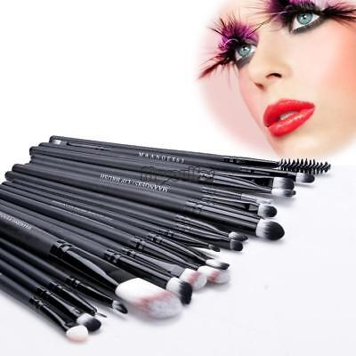 Professional Makeup 20pcs Brushes Set Powder Foundation Eyeshadow Eyeliner MSF6