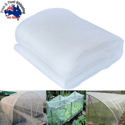 Anti Bird Insect Animal Garden Net Netting Barrier Plant Veg Crop Protect Mesh I