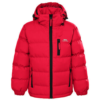 Trespass Tuff Boys' Padded Insulated Casual Jacket SIZE 4-5 YEARS *