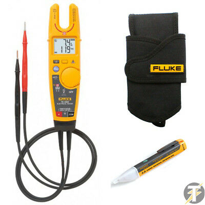 Fluke T6-1000 Voltage & Continuity Tester KIT4F with H5 Holster & 1AC Voltstick