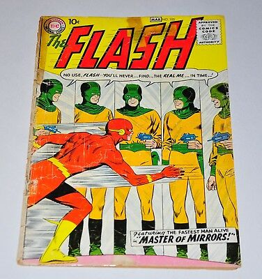 The Flash 105 Silver Age