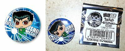Yu Yu Hakusho Chimi Chara Trading Can Badge Vol 1 Yusuke Urameshi Licensed New