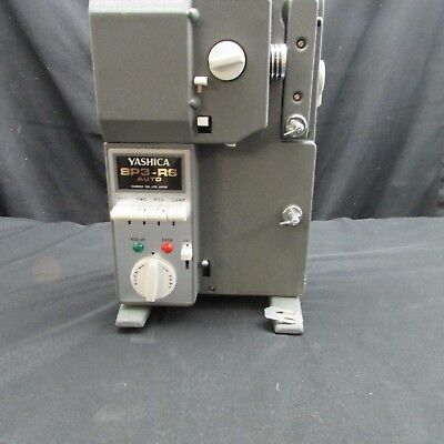 Yashica 8P3-RS, Film Projector, Grey; D11