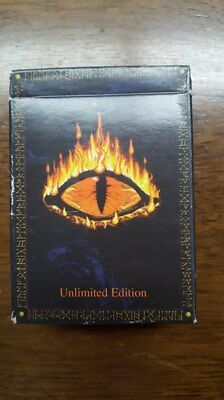 1996 Middle Earth The Wizards Unlimited Edition starter card box! FREE SHIPPING!