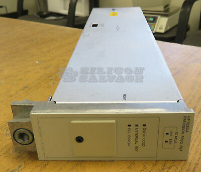 HP Agilent 70310A Precision Frequency Reference