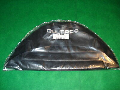 BULTACO ALPINA SEAT COVER 250 and 350 cc models 85 and 99.SEAT COVER