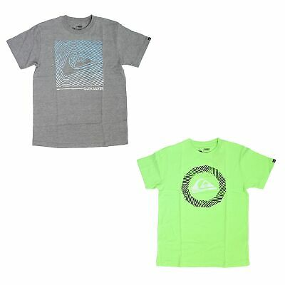Quiksilver T-Shirt for Boys - Short Sleeve, Crewneck Top