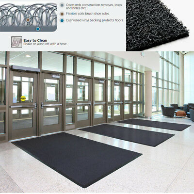 NICOMAN® Shop|Retail|Industrial|Hotel|Office Frontier Heavy-Traffic Entrance Mat