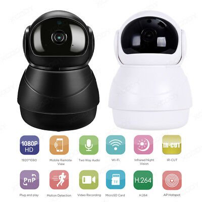 Sricam Wireless WiFi IP Camera HD 1080P Security Cam Motion Detection Video PTZ