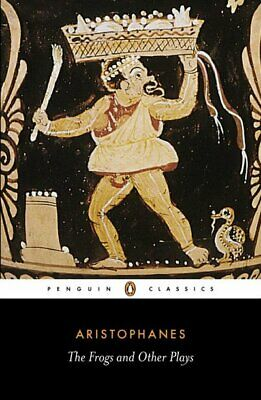 Penguin classics: The wasps: The poet and the women ; The frogs by Aristophanes